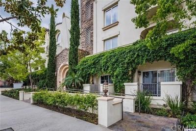 Sherman Oaks Condo/Townhouse For Sale: 15206 Burbank Boulevard #101