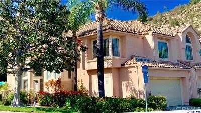 Glendale Single Family Home For Sale: 1901 Caminito De La Valle