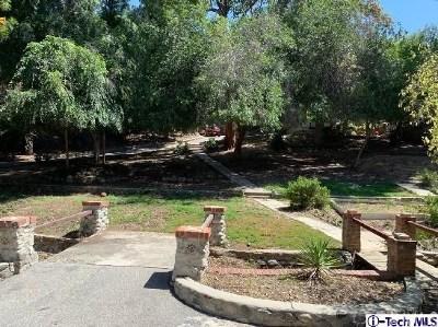 Sunland Multi Family Home For Sale: 10233 Sunland Boulevard