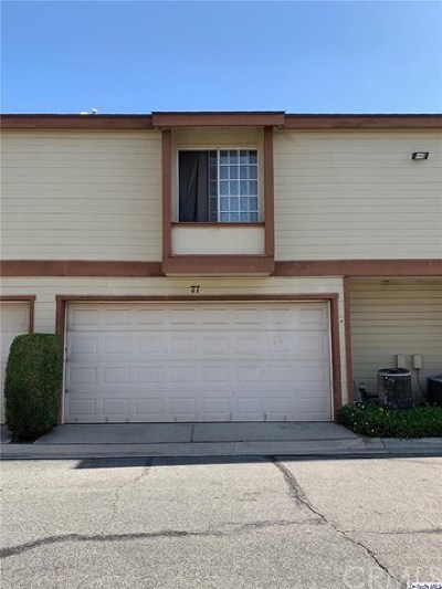 Pico Rivera Condo/Townhouse For Sale: 8939 Gallatin Road #77