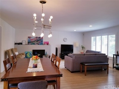 Glendale CA Single Family Home For Sale: $879,000