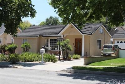 Pasadena Single Family Home For Sale: 407 Eaton Drive