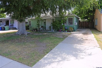 Burbank Single Family Home For Sale: 1226 N Sparks Street