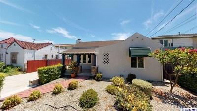 Glendale Single Family Home For Sale: 1014 E Windsor Road