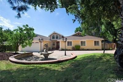 La Canada Flintridge Single Family Home For Sale: 1020 Fairview Drive
