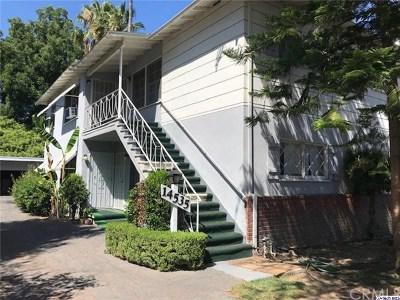 Sherman Oaks Multi Family Home Active Under Contract: 14535 Weddington Street