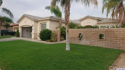 Cathedral City Single Family Home For Sale: 30713 Sterling Road