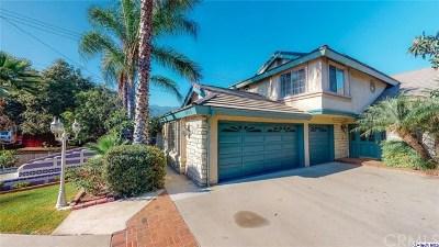 Monrovia CA Single Family Home For Sale: $929,000