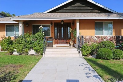 North Hollywood Single Family Home For Sale: 8058 Wilkinson Avenue