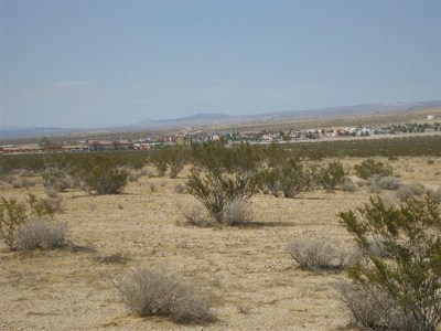 Barstow Residential Lots & Land For Sale: Morton Street