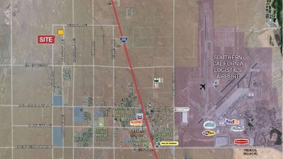 Adelanto Residential Lots & Land For Sale: Muskrat Avenue