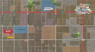 Victorville Residential Lots & Land For Sale: Luna Road