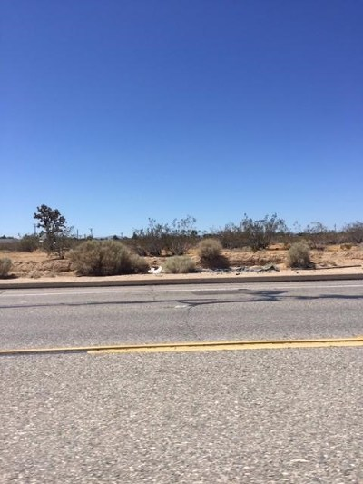 Victorville Residential Lots & Land For Sale: 12787 Bear Valley Road
