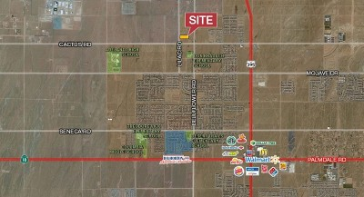 Adelanto Residential Lots & Land For Sale: Lilac Road