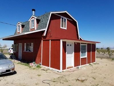 Phelan Single Family Home For Sale: 10481 Monte Vista Road