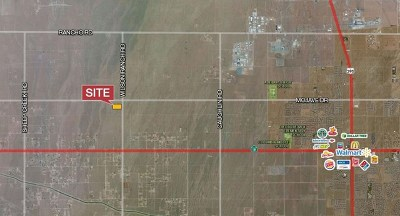 Adelanto Residential Lots & Land For Sale: Wilson Ranch Road