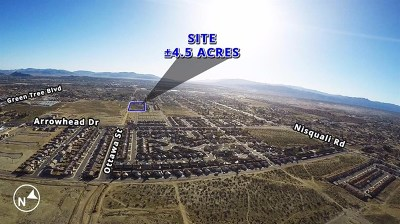 Victorville Residential Lots & Land For Sale: Ottawa Street