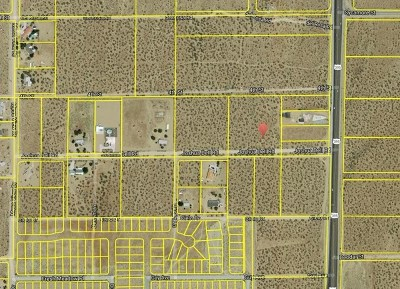 Victorville Residential Lots & Land For Sale: Joshua Dell Road