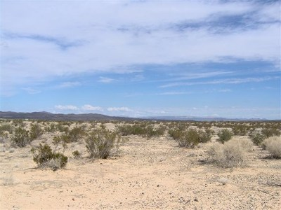 Helendale Residential Lots & Land For Sale: National Trail Highway