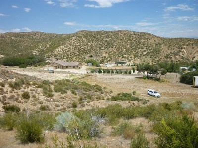 Hesperia Residential Lots & Land For Sale: Wells Road