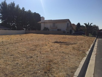 Victorville Residential Lots & Land For Sale: 13255 Palos Grande Lot 127 Drive