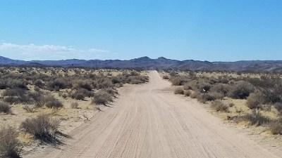 Adelanto Residential Lots & Land For Sale: Desert Flower Road