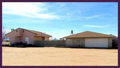 Adelanto Single Family Home For Sale: 15473 Beaver Road
