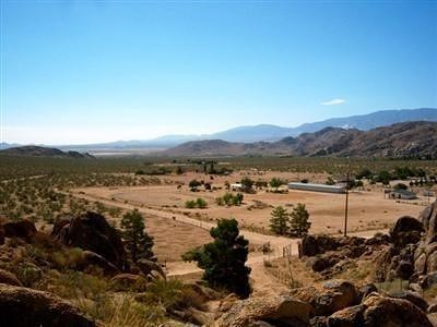 Lucerne Valley Single Family Home For Sale: 10000 Sundowner Road