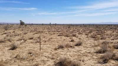 Adelanto Residential Lots & Land For Sale: Palmdale Hwy 18 Road