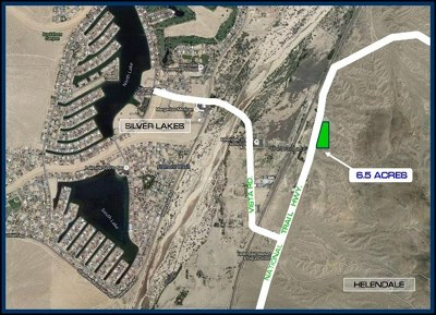 Helendale Residential Lots & Land For Sale: National Tr Hwy (Route 66) Highway