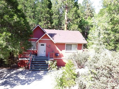 Lake Arrowhead Single Family Home For Sale: 27359 Alpen Drive