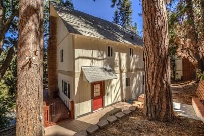 Lake Arrowhead Single Family Home Active Under Contract: 260 S Fairway Drive