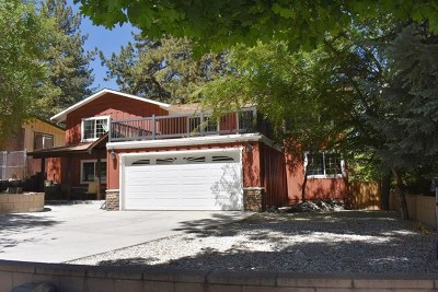Wrightwood Single Family Home For Sale: 5618 Sheep Creek Drive