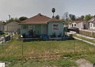San Bernardino CA Single Family Home For Sale: $289,000