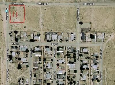 Adelanto Residential Lots & Land For Sale: Muskrat Street