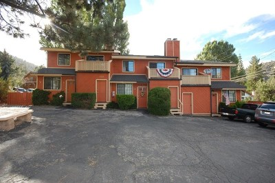 Wrightwood Multi Family Home For Sale: 6078 Spruce Street