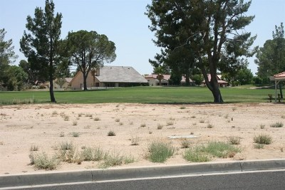 Helendale Residential Lots & Land For Sale: Tournament Drive