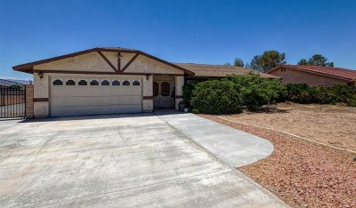 Apple Valley Single Family Home For Sale: 22173 Isatis Avenue