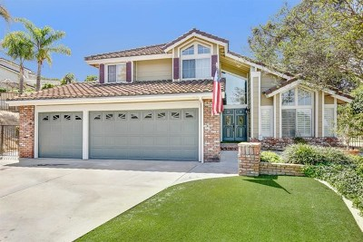 Riverside, Temecula Single Family Home For Sale: 12333 Wildflower Lane