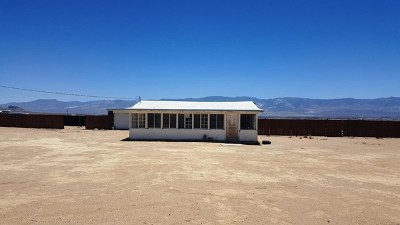 Lucerne Valley Single Family Home For Sale: 36325 Northside Road