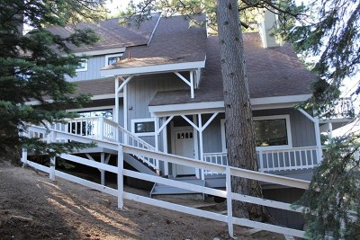 Lake Arrowhead Single Family Home For Sale: 26450 Walnut Hill Drive