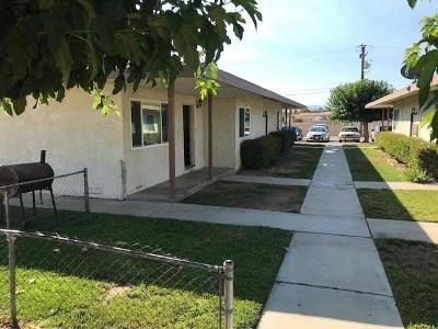 Victorville Multi Family Home For Sale: 15449 Morada Road