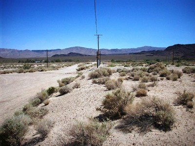 Newberry Springs Residential Lots & Land For Sale: Caspian Road