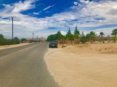 Apple Valley Residential Lots & Land For Sale: Tokata Road