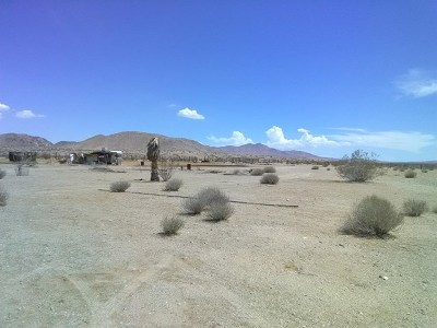 Helendale Residential Lots & Land For Sale: 19500 Panamint