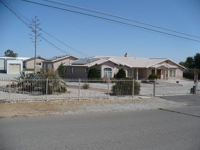 Hesperia Single Family Home For Sale: 17842 Cherry Street