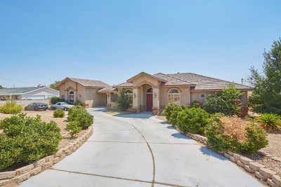Hesperia Single Family Home For Sale: 18269 Manzanita Street