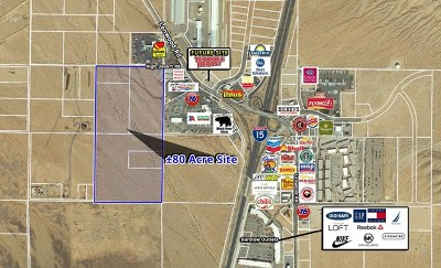 Barstow Residential Lots & Land For Sale: High Desert Road