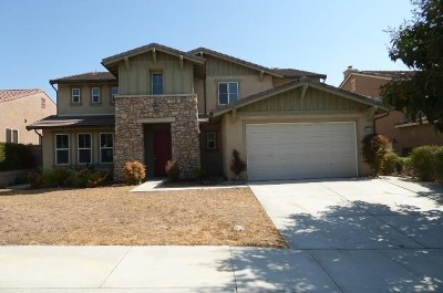 Menifee Single Family Home For Sale: 30191 Wales Court