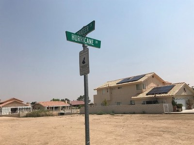 Helendale Residential Lots & Land For Sale: 8312 Hurriance Lane
